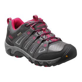 Keen Oakridge WP Shoes Women Magnet/Rose
